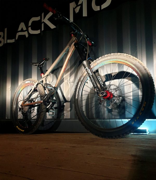 Black Moose Cycles Custom